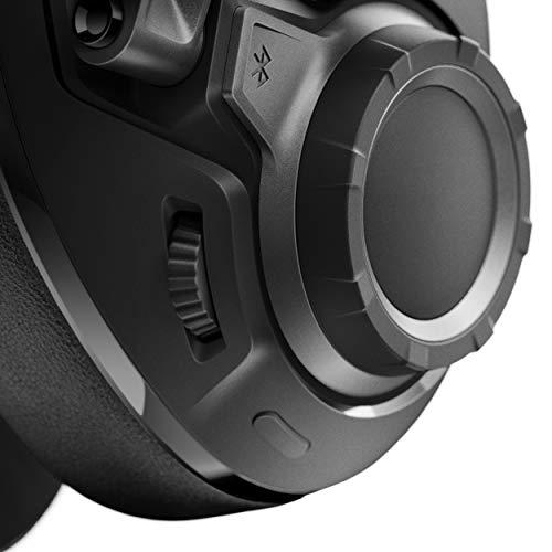 EPOS I Sennheiser GSP 670 Bluetooth Kopfhörer, Kopfhörer Kabellos, 20 h Akku, Verzögerungsfreies Mikrofon gegen Rauschen, Flip-to-Mute, Ohrpolster, 7.1-Surround-Sound, für PC, Mac, PS5, PS4 & Handy