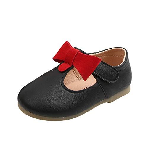 Cuteelf Festliche Kinder Mädchen Ballerinas Schuhe mit Zierblume Festliche Mädchen Glitzer Innensohle Edle Festliche Kinder Mädchen Prinzessinnen Party Schuhe Ballerinas