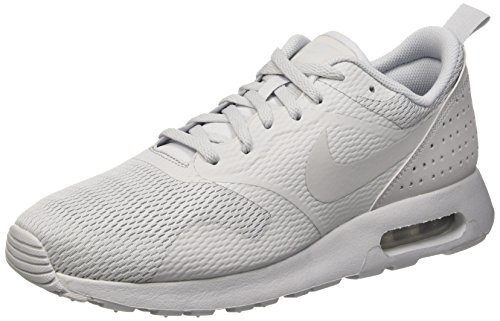 Nike Herren Men's Air Max Tavas Shoe Turnschuhe, Grau (Pure Platinum/Neutral Grey-Pure Platinum), 40.5 EU