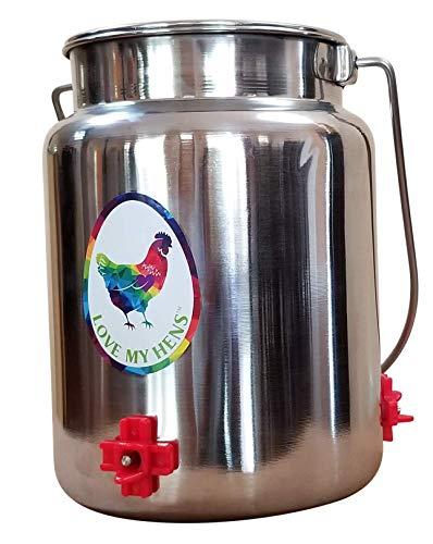Love My Barnyard Backyard Chicken Waterer