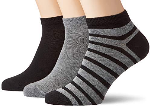 FALKE Herren Happy 3-Pack M SN Socken, Mehrfarbig (Sortiment 10), 43-46 (3er Pack)