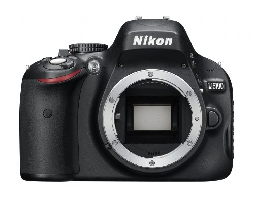 Nikon デジタル一眼レフカメラ D5100 ボディ