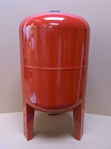 100 l Druckkessel Membrankessel Hauswasserwerk Druckbehälter HWW 100 TVT 10 Bar Naturholz-shop