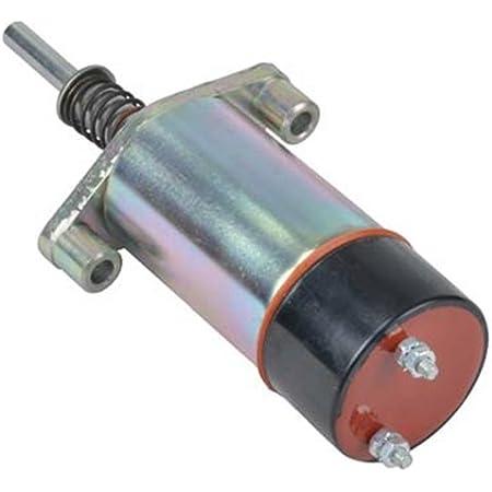 One New 24V Fuel Shutdown Solenoid Fits Caterpillar Fits CAT 125-5774 1255774 Mo