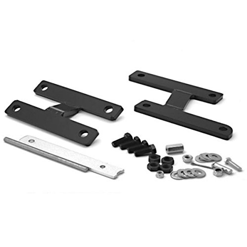 """Krator 5.5"""" Forward Control Motorcycle Foot Extension Kit Compatible with 2004-2005 Honda VT600C Shadow VLX"""