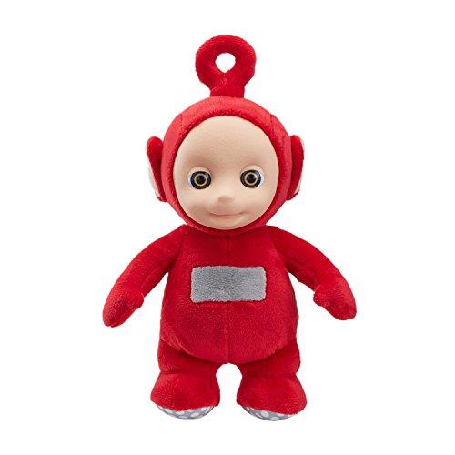 Teletubbies: sprekende po, zacht speelgoed (rood)
