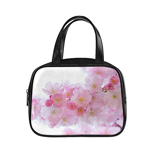 Bolso Bolsos Cerezos japoneses Flores Primavera Flo Japonés Bolso de mano para...