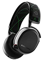 Works on Xbox Series X Integrated Xbox Wireless connectivity - Connect directly to your Xbox just like a wireless controller and start gaming in seconds with no cable or dongle required Simultaneous Bluetooth wireless audio - Connect to both Bluetoot...