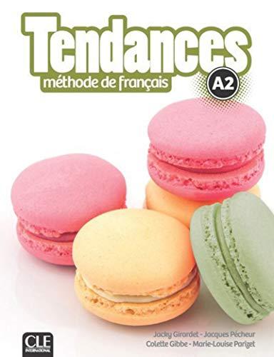 Tendances - Niveau A2 - Livre de l'élève + DVD-Rom [Lingua francese]: 1