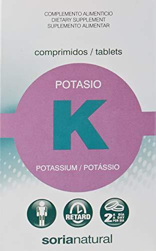Soria Natural Potasio Retard - 20 Tabletas