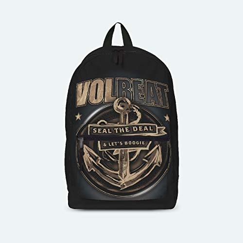 Volbeat Seal The Deal (Classic Rucksack) Rocksax [Vinyl LP]