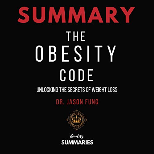 『Summary: The Obesity Code』のカバーアート