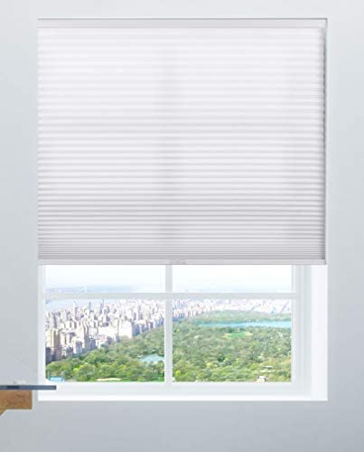 Calyx Interiors Cordless Honeycomb 9 16 Inch Cellular Shade 24 Inch Width by 72 Inch Height product image