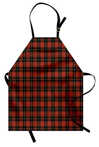 Scottish Tartan Apron