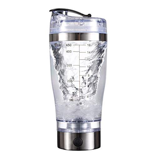 HUANGDANSEN Protein Shaker Electric Blender Protein Shaker Bottle Portable Automatic Vortex Mixer Shaker Bottles
