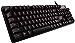 Logitech G413 Backlit Mechanical Gaming Keyboard USB Passthrough Carbon (Renewed)