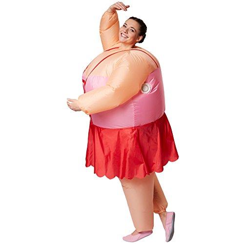 Ballerina Kostüm für Männer