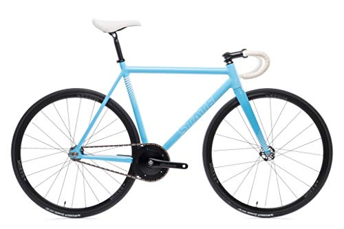 State Bicycle Company The Undefeated II – Photon Blue Edition