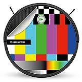 CREATE Netbot S15 – Robot aspirapolvere professionale 4 in 1 (Netbot S15 / Tv test)