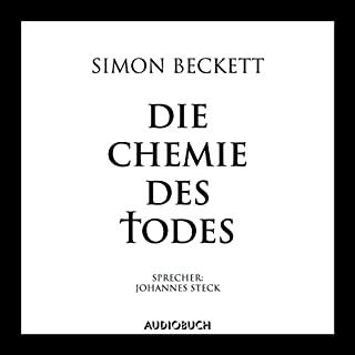 Die Chemie des Todes     David Hunter 1              By:                                                                                                                                 Simon Beckett                               Narrated by:                                                                                                                                 Johannes Steck                      Length: 10 hrs and 58 mins     6 ratings     Overall 4.3