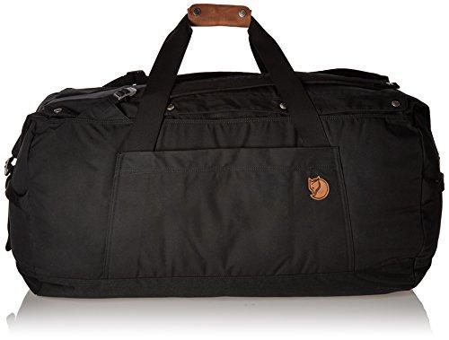 Fjallraven Duffel No. 6 Bag, Black, Large