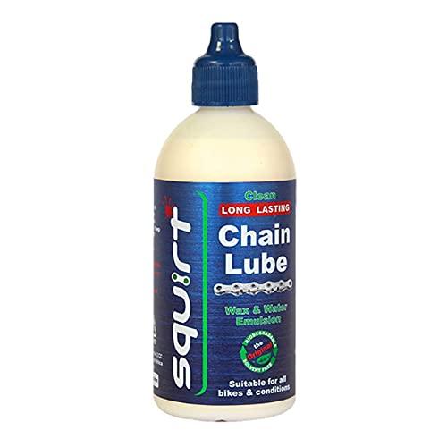 Lencyotool Aceite de Cadena Lubricante Cadenas Bicicletas, Grasa Cadenas MTB, Reducir la...
