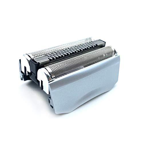 For Braun Elektrorasierer Ersatzscherteil, Kompatibel for Braun Series 7 Ersatzscherkopf Kompatibel Mit 760CC, 765CC ,5693 ,9585, 9785, 5673, 790CC, 795CC ,720S , 5695 ,9565,9566,9781,9782,5674