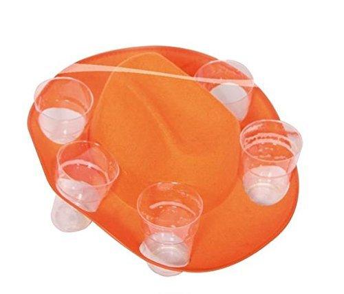 Folat Trink Cowboy Chapeau Orange