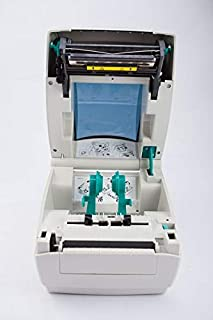Zebra GK888t Label Printer Desktop BarCode Stickers Trademark Label Barcode Printer White