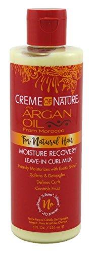 Creme Of Nature Lot de 6 bouteilles d'huile d'argan au babeurre 237 ml