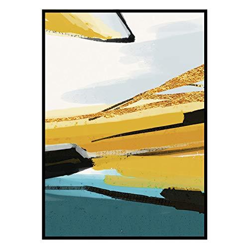baodanla No Frame olieverf, abstract, modern, minimalistisch