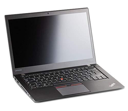 Lenovo ThinkPad T460s 14 Zoll Touch Display 1920x1080 Full HD Intel Core i5 256GB SSD Festplatte 12GB Speicher Windows 10 Pro Webcam Notebook Laptop (Zertifiziert und Generalüberholt)