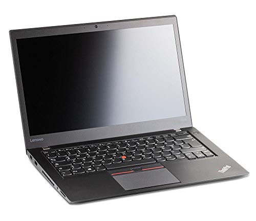 Lenovo ThinkPad T460s 14 Zoll 1920×1080, Full HD Display, Intel Core i5 256GB SSD Festplatte, 8GB Speicher, Windows 10 Pro - Webcam Business Notebook Laptop (Generalüberholt)