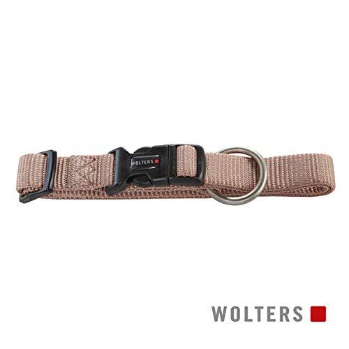 WOLTERS Halsband Professional versch. Farben und Größen, Farbe:Champagner, Größe:XS 12-17 cm x 10 mm
