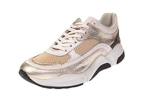 Post Xchange Laury 35 - Damen Schuhe Sneaker - 9490-pearl, Größe:38 EU