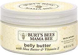 This is a richly blended belly butter to gently and safely moisturize and nourish Mamas stretching skin It smooth and protect the skin Mama Bee belly butter by Burt's Bees for kids - 6.5 oz cream
