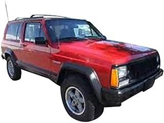 1996 Jeep Cherokee Country, 4-Door, Stone White (CC)