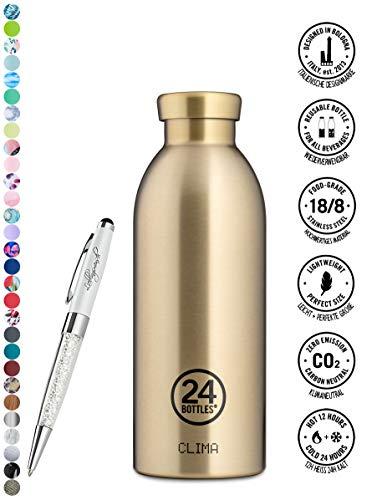 , Größe:500 ml, Farbe:Prosecco Gold