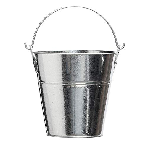 Best Review Of BBQ Butler Steel Grease Bucket for Grill/Smoker - Galvanized Drip Buckets - Small Buc...