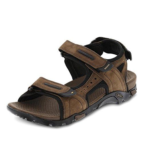 Meindl Unisex Crib Shoe, Dunkelbraun, 42 EU