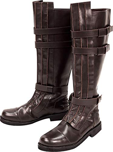 GSFDHDJS Cosplay Stiefel Schuhe for Star Wars Anakin Skywalker