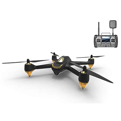 Hubsan H501S X4 Brushless Drohne GPS 1080P HD Kamera Mit H906A Sender Schwarz Pro Version (2 Batterie für Drohne)