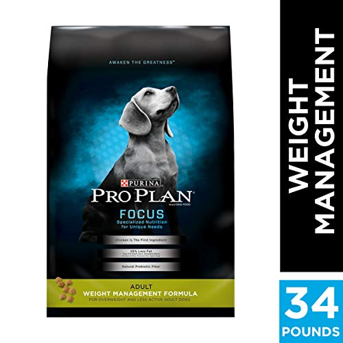 Purina Pro Plan High Protein Weight Control Dry Dog Food