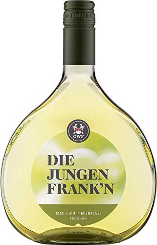 GWF 'Die Jungen Frank'n' Muller-Thurgau Trocken, 750ml