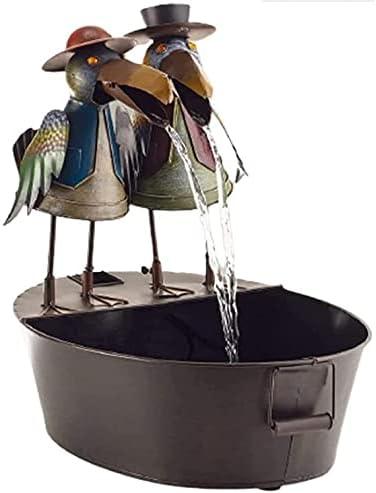 Aidou Water Fountain Yard Max 68% OFF Deco Garden Statue Max 52% OFF