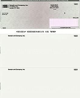 100 Printed Laser Computer Voucher Checks