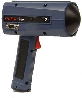 Stalker Solo 2 Multi-Purpose Radar Gun for Sports & Vehicles - 827-0001-00