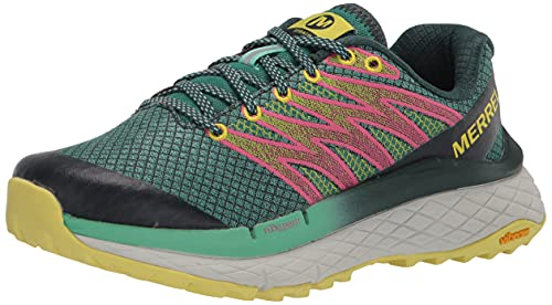 Merrell RUBATO, Zapatillas de Trail Running Mujer, Marine, 41 EU