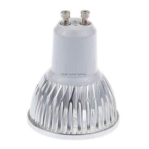 Lampada de alta potencia Led MR16 GU10 COB 9w 12w 15w no regulable Led Cob Spotlight Blanco cálido cálido MR16 12V Bombilla GU 10 220V Green 3w GU10 220v