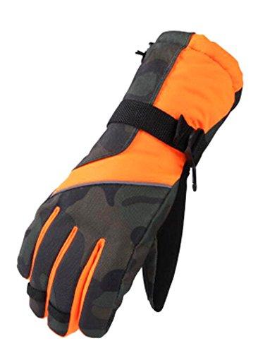 Black Temptation Outdoor Gants imperméables Randonnée/Escalade/Cyclisme/Gants de Ski